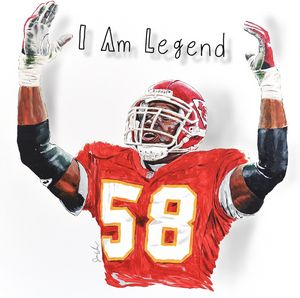 Derrick Thomas I Am Legend