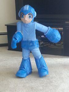 Megaman Twist tie