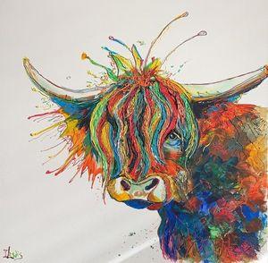 """cow """"Marusia"""""""