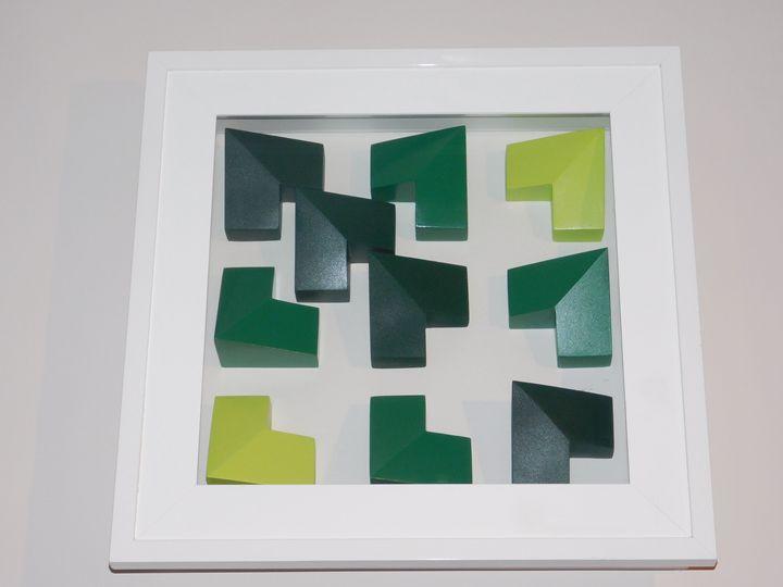 Green Arrows - Yesid Archila