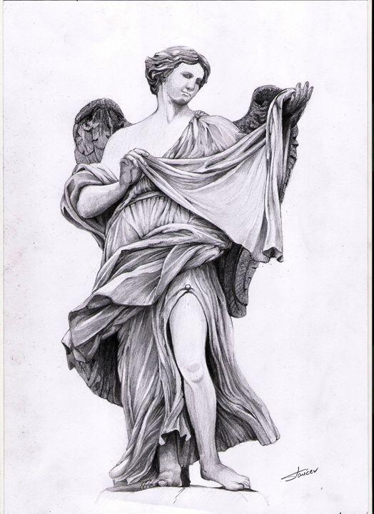 angel II roma - artmishel