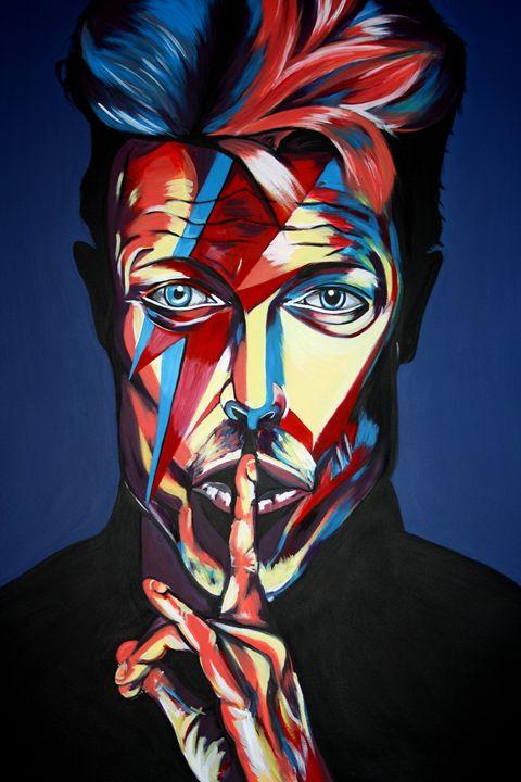 David Bowie - Radajja