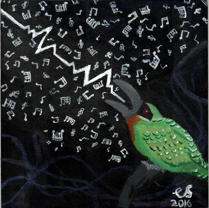 Music Notes - Some Goodass Art