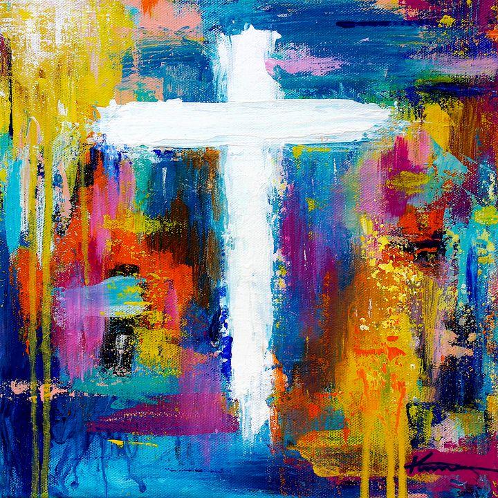 Cross No.10 - Kume Bryant Art