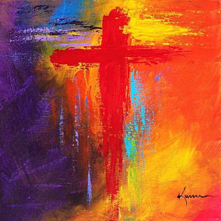 Cross No.1 - Kume Bryant Art