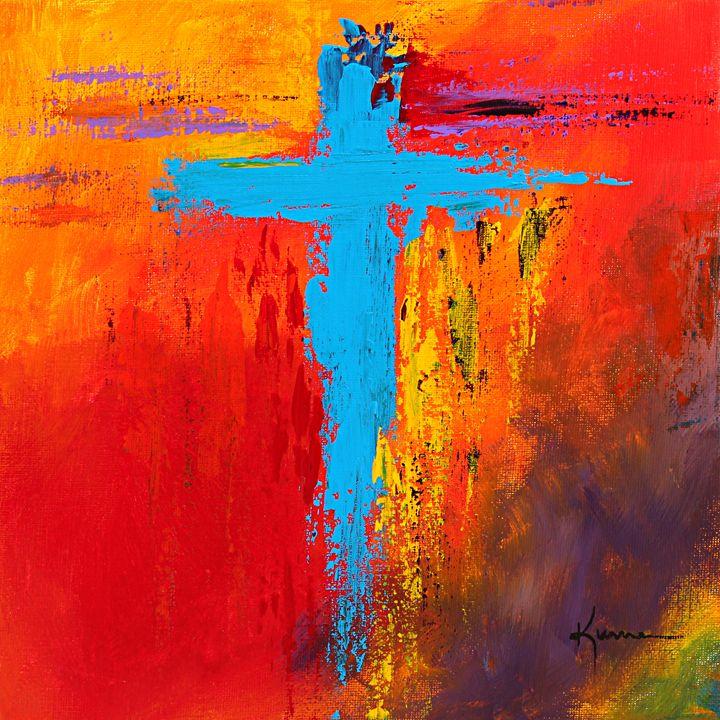 Cross No.3 - Kume Bryant Art