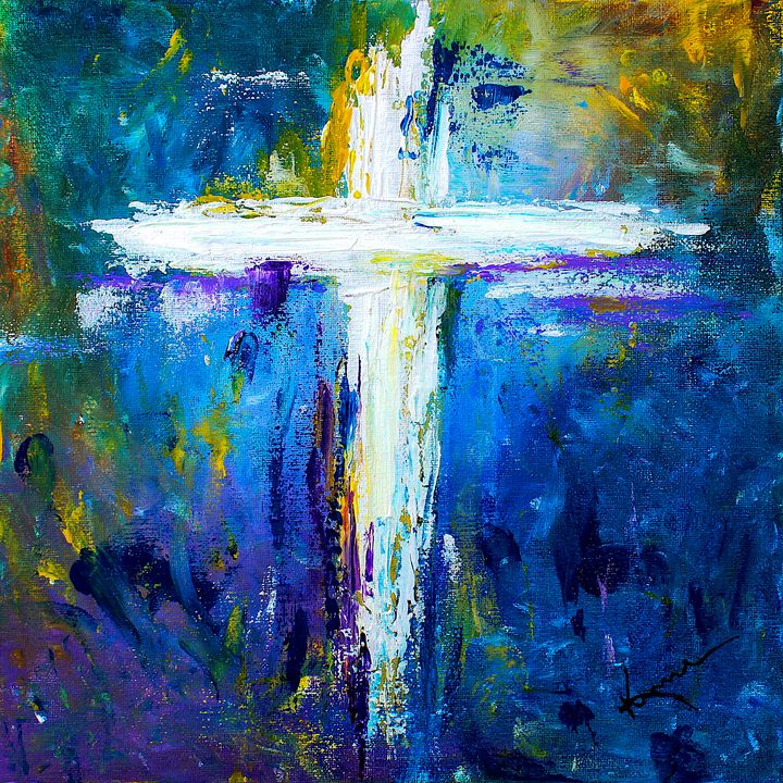 Cross No.4 - Kume Bryant Art