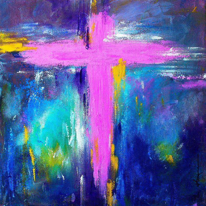 Cross No.5 - Kume Bryant Art