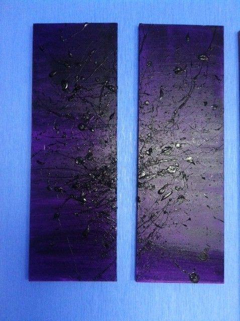 Violet - Conceptual Art