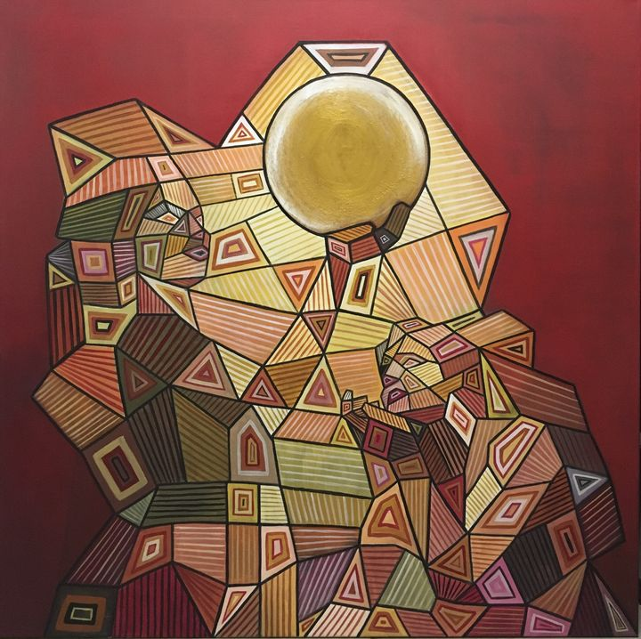 Triumph - Don Kosta Art Studio