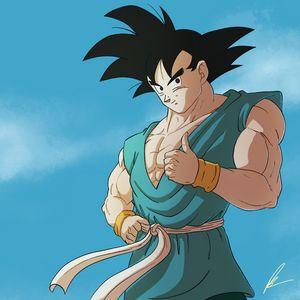 RDxDaily | Day 073 | Goku
