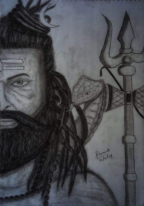 Lord Shiva - Ramneet Arts