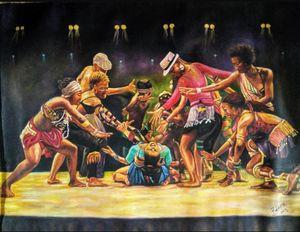 Jigijigida Dance
