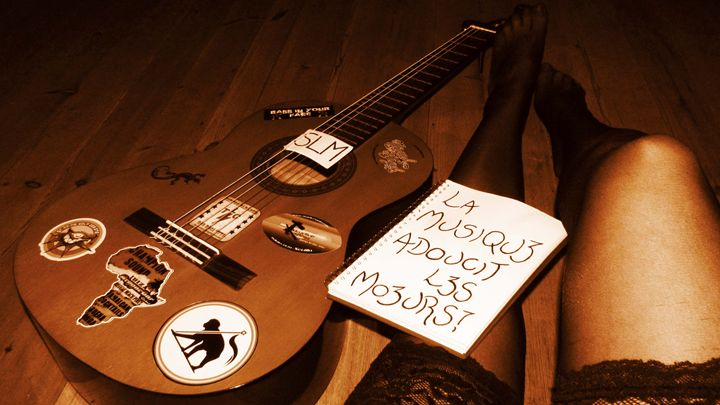 Music Soothes the Soul - SLM Designs