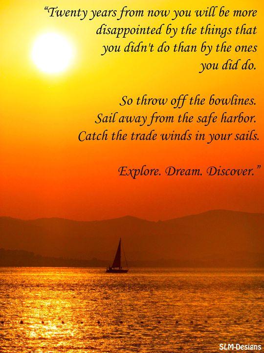 Explore, Dream, Discover - SLM Designs