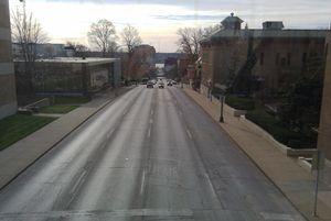 road view of davenport, IA