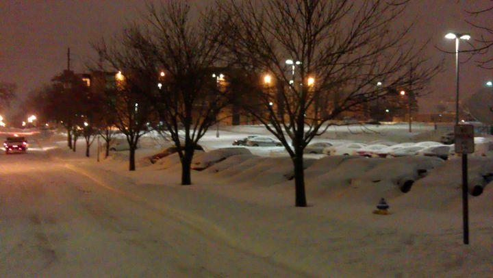 Snowfall - Avan