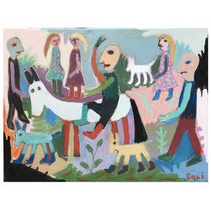 """#1622 """"White Horse"""""""