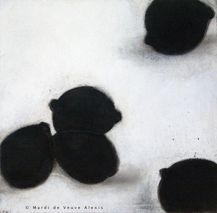Five Lemons - MardisArt