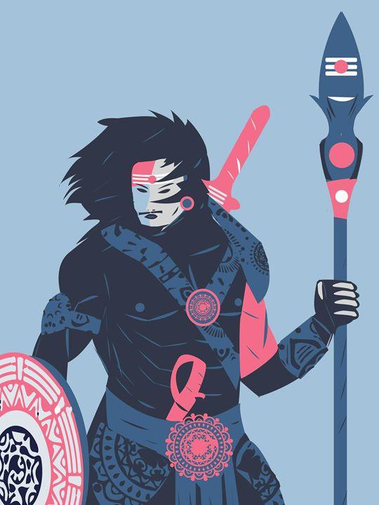 The Fallen Warrior - JYKR