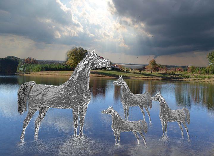 Horses Talking - Cleotha Williams