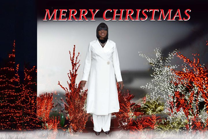 Merry Christmas One - Cleotha Williams