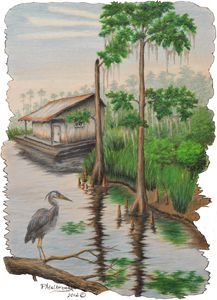 Blue Heron Sentinel