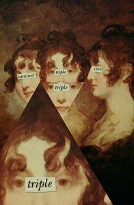 Unusual Triple View