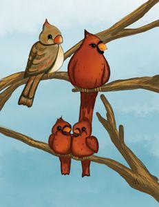 The Cardinal Family