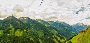 Austrian Tyrol Panorama