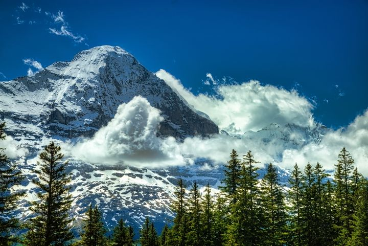 North Face of the Eiger - Rosewood Photographics