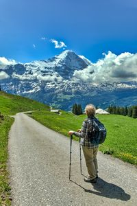 Contemplating the Eiger