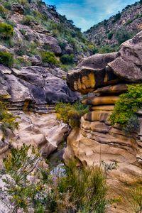 Fossil Gorge, Alfaix, Almeria, Spain