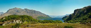 Loch Maree Panorama