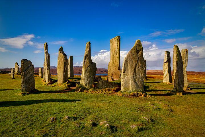 Standing Stones of Callanish - Rosewood Photographics