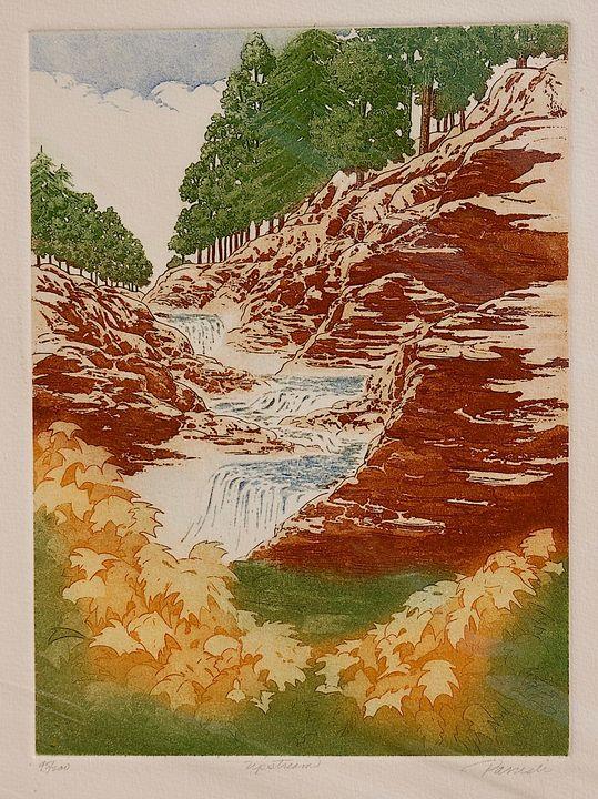 """Upstream"" - Fayrene Parrish"