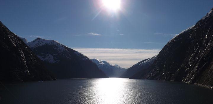 The Puget Sound-Alaska - Jewell Art Expressions