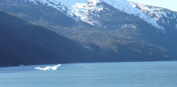 Alaskan Mountains - Jewell Art Expressions