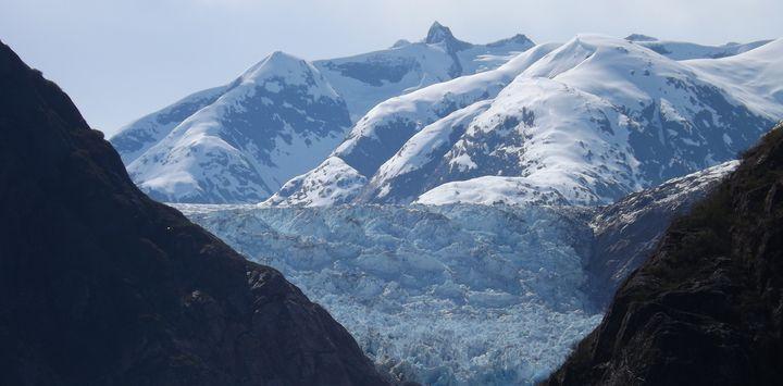 Alaskan Glacier - Jewell Art Expressions