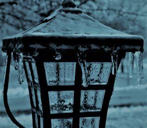 Frozen In Time Blue