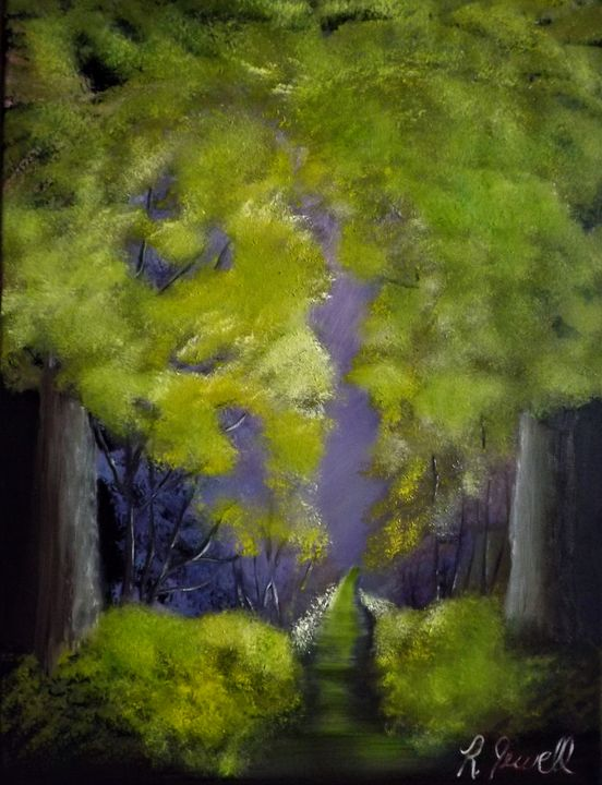 Magical Forest - Jewell Art Expressions
