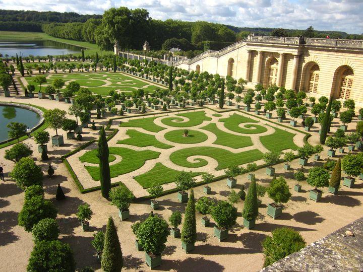Versailles Gardens - Forever Lynx