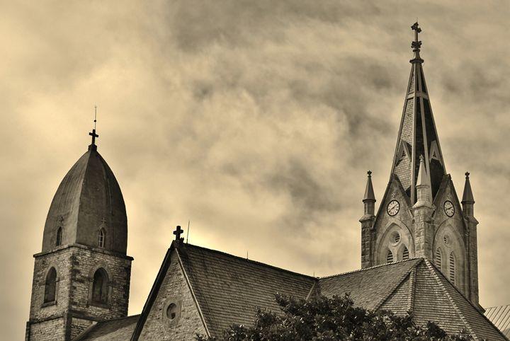 St. Mary's of Fredericksburg - Charles F Miller