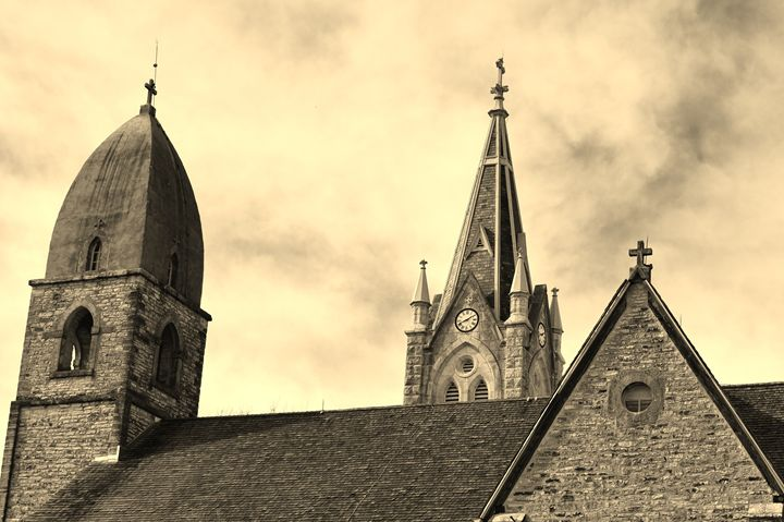St. Mary's of Fredericksburg I - Charles F Miller