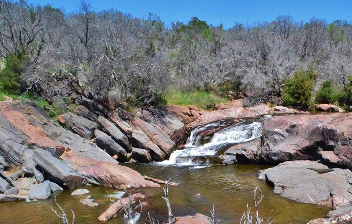 Spring Creek Falls I - Charles F Miller