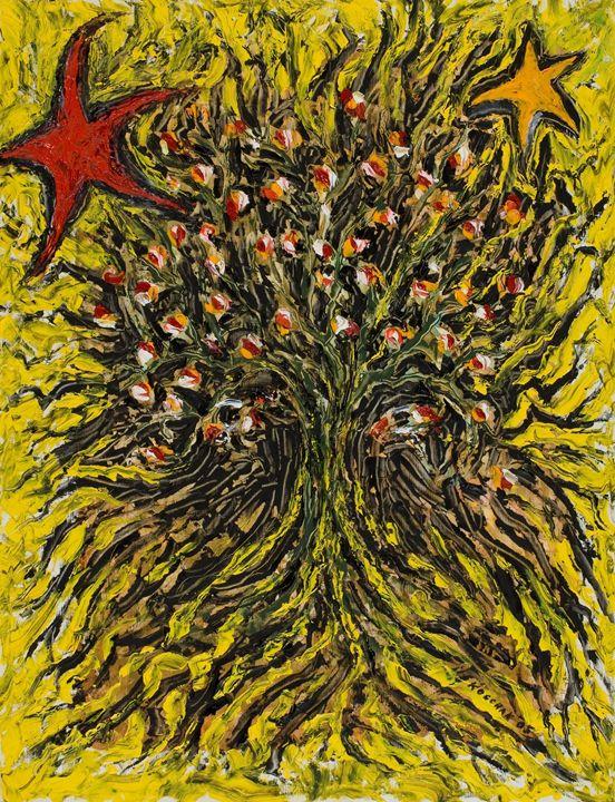 Ravange of the Natur - Art by Peter Koschak, CH, SLO