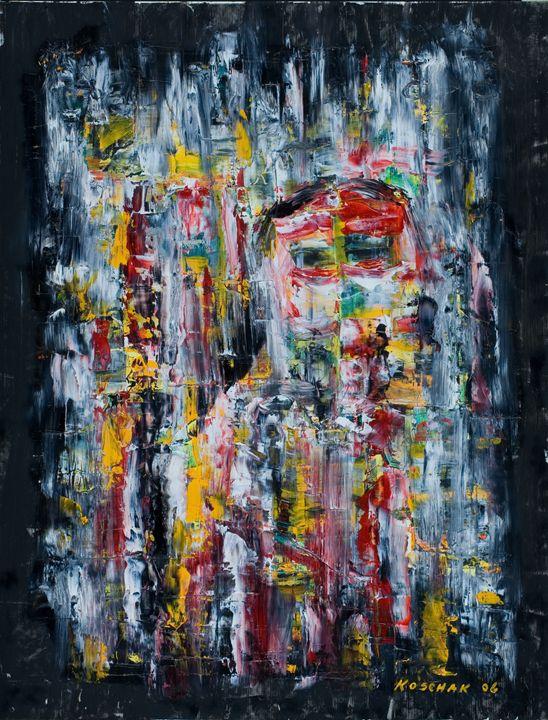 Leela - Art by Peter Koschak, CH, SLO