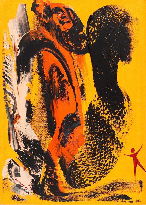 Myein - Art by Peter Koschak, CH, SLO