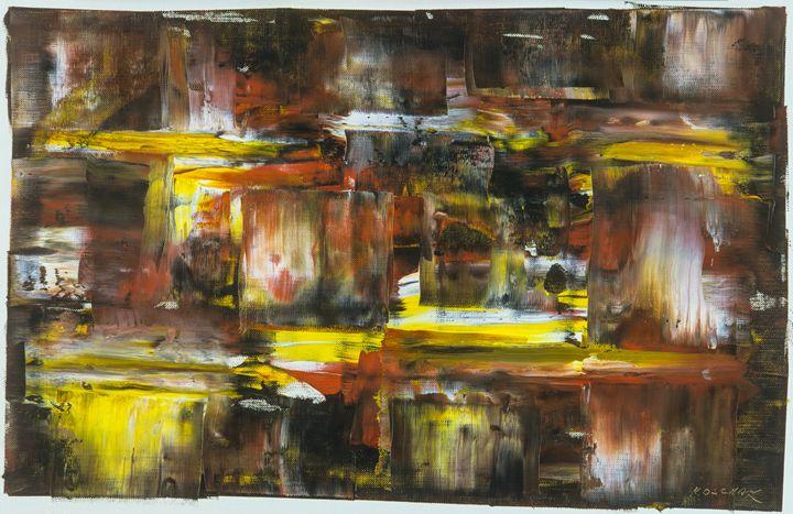 Shades of Lights - Art by Peter Koschak, CH, SLO