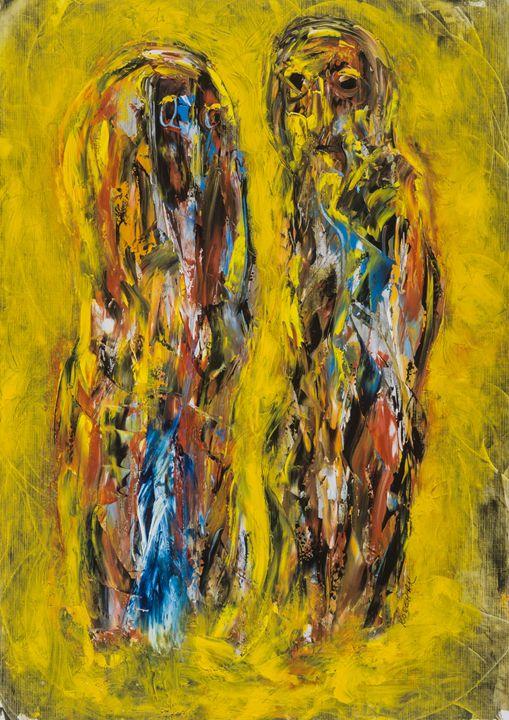 The Harders - Art by Peter Koschak, CH, SLO